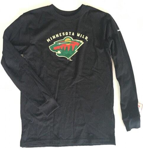 ee1ca43460 Reebok Minnesota Wild gyerek póló NHL Clean Cut - Glami.hu