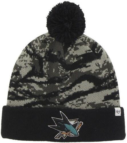 San Jose Sharks téli sapka 47 Brand Tigershade camo - Glami.hu 6c692623d0