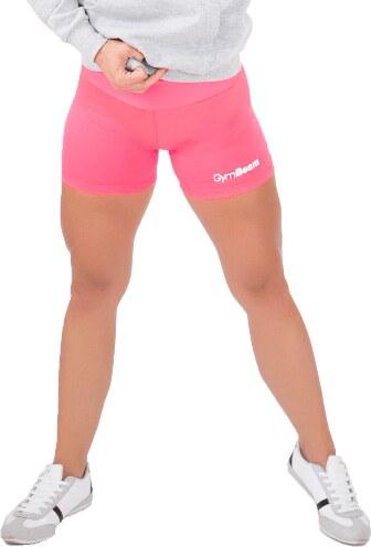4565ca7bea Női fitness rövidnadrág Fly-By Pink - GymBeam - Glami.hu