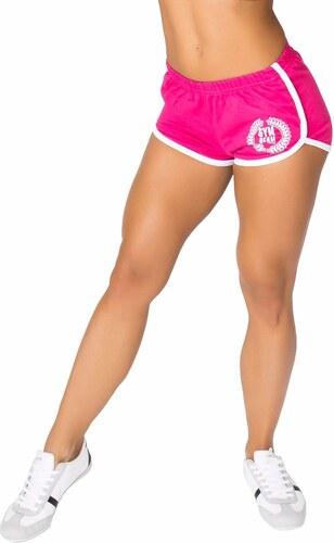 03aa6cf706d0d Dámské fitness šortky Aesthetic Pink - GymBeam - Glami.cz