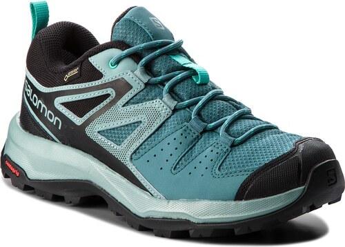 -30% Trekingová obuv SALOMON - X Radiant Gtx W GORE-TEX 404839 22 M0 Hydro. 16de223a0d8
