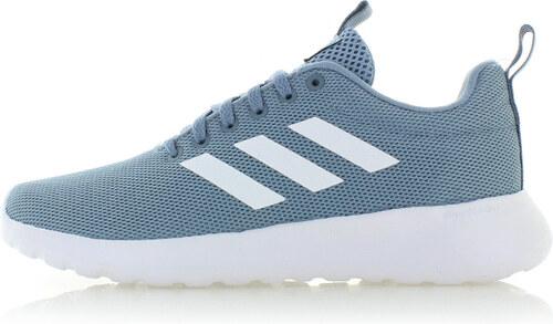 adidas CORE Dámske modro-biele tenisky Lite Racer CLN - Glami.sk 7588dc2d172