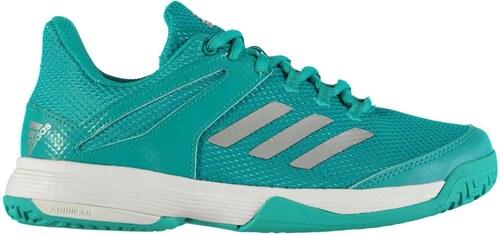 adidas AdiZero Club Juniors Dětská tenisová obuv - Glami.sk 2db746c231