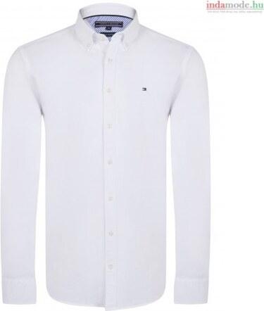 Eredeti férfi ing Tommy Hilfiger fehér színben 0fe439cfd0