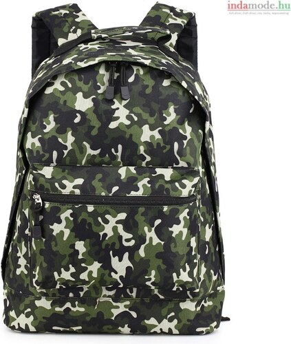 Anna Grace Kényelmes nagy terep színű hátizsák hátitáska iskolatáska UTOLSÓ  DARAB! 9d92d7a5f6
