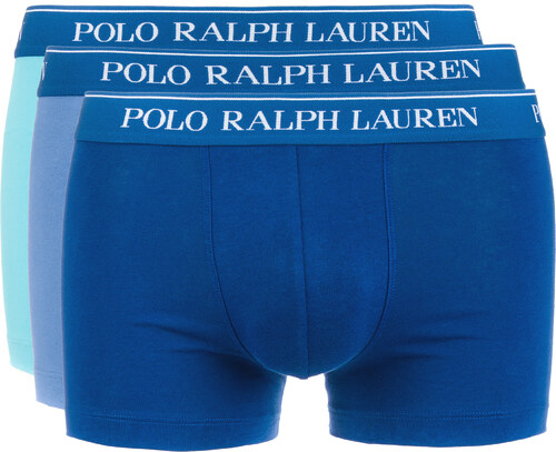 Férfi Polo Ralph Lauren 3 db-os Boxeralsó szett Kék - Glami.hu 8a63ad370e