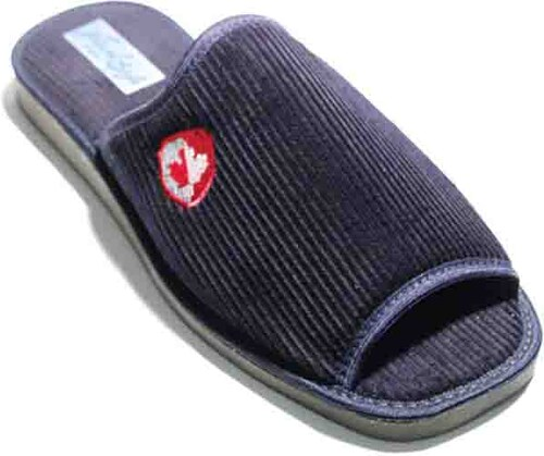 c782711b2b68f Pánske papuče Natural Style NS 252 Modra 42 - Glami.sk