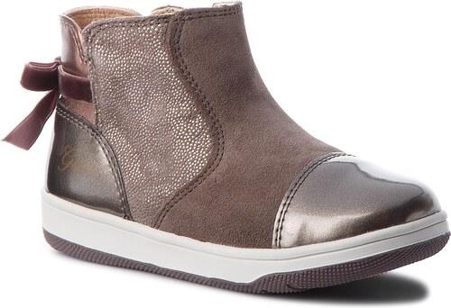 -20% Kotníková obuv GEOX - B N.Flick G.A B841HA 0TCHI C9006 S Smoke Grey 0cad490237