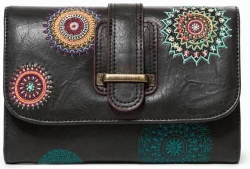 c525970a61 peňaženka Desigual Siara Lengueta negro - Glami.sk