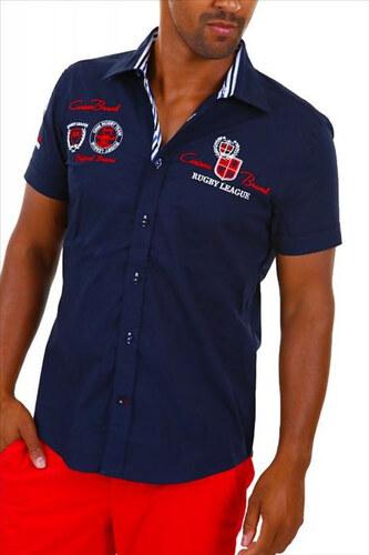 2d5c2fd19e6b CARISMA košeľa pánska 9002 krátky rukáv slim fit - Glami.sk