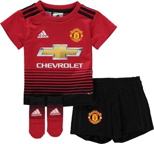 e319b86a6a2f Detské oblečenie Adidas Manchester United Home Baby Kit 2018 2019 ...