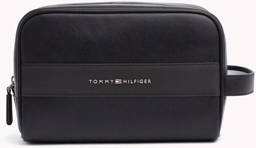 Tommy Hilfiger fekete férfi kozmetikai táska TH City Washbag - Glami.hu e758facc5c