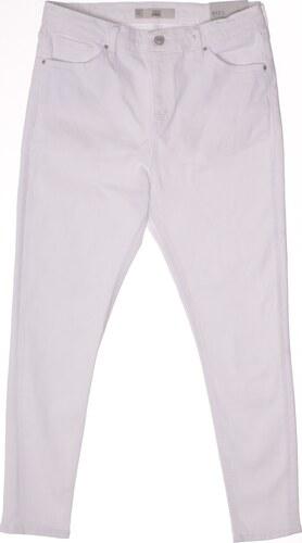 Topshop Dámské Bílé Kalhoty 7 8 - Glami.cz eb44b434ad