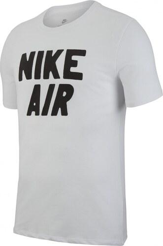 Pánské Tričko Nike M NSW TEE REISSUE CORE 2 WHITE BLACK - Glami.sk 9813f39772d