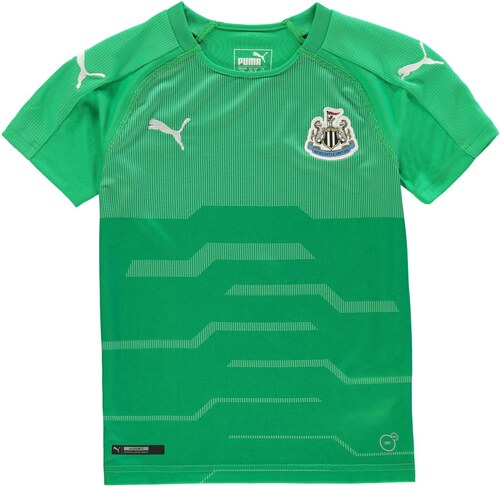 e4426d5cdf39 -9% Športové tričko Puma Newcastle United Home Goalkeeper Shirt 2018 2019  Junior