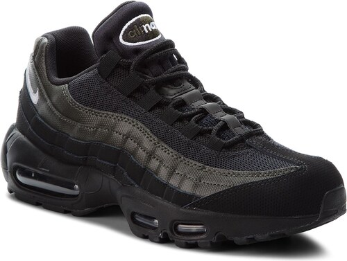 Cipő NIKE - Air Max 95 Essential 749766 034 Black White Sequoia ... 5dbb78ec6c