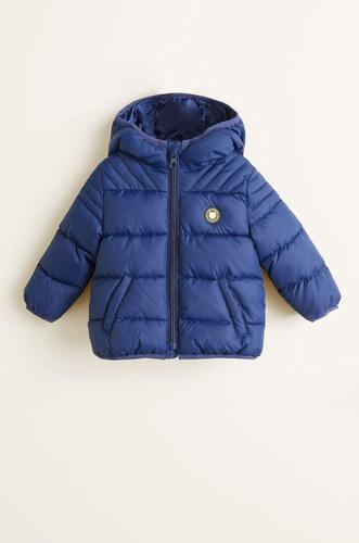 Mango Kids - Detská bunda 80-104 cm - Glami.sk 0e733a29e7e