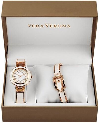 f7992a117 Vera Verona Darčeková súprava hodiniek pre dámy MWF16-038C - Glami.sk