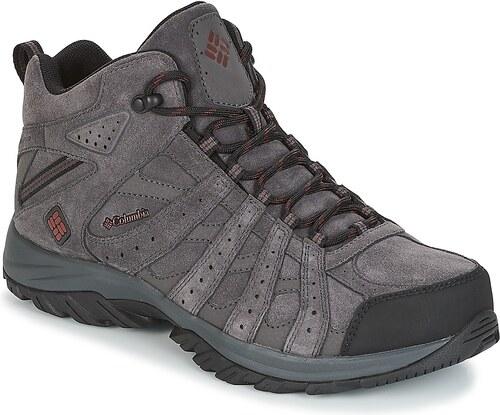 438b5f60c2b -20% Columbia Мъже Обувки за преходи CANYON POINT MID LEATHER OMNI TECH  Columbia