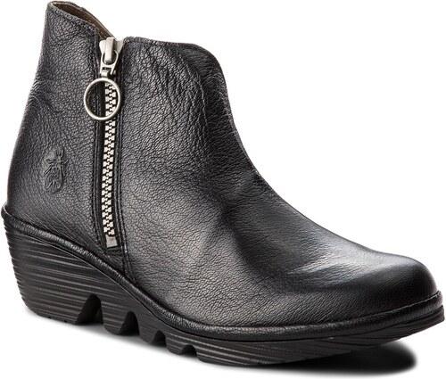 b83e7c9c9b2 Členková obuv FLY LONDON - Porofly P500893000 Black - Glami.sk