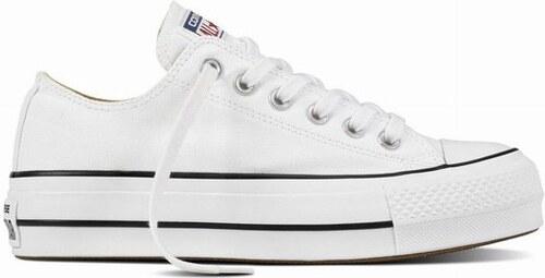 Dámské boty Converse Chuck Taylor All Star Lift 41 white black white ... 046bcb2b5ad