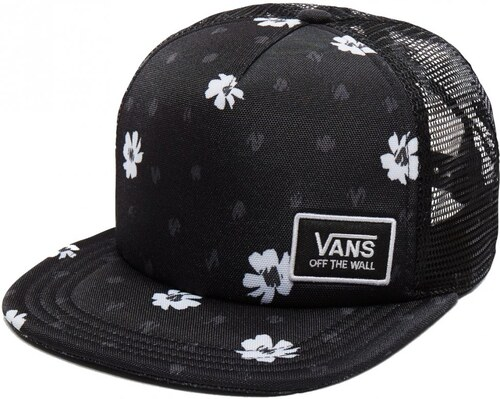 Šiltovka Vans Beach Bound Trucker black abstract daisy - Glami.sk 6614ec35b2b