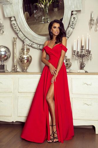 EMO Červené šaty Elizabeth - Glami.cz 162787f31c
