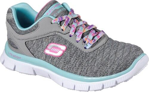 Adidași Skechers Flex Appeal Trainers Girls - Glami.ro 2443a52a6f