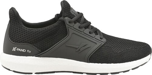 e53d8864ab51 Gola Active X Pand Fly Mens Trainers Black Grey - Glami.cz