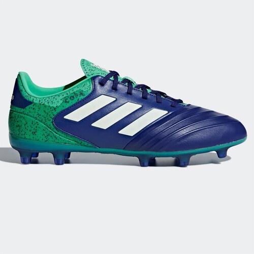 9c0d6cecd7362 adidas Copa 18.3 FG pánske kopačky Ink/AeroGreen - Glami.sk