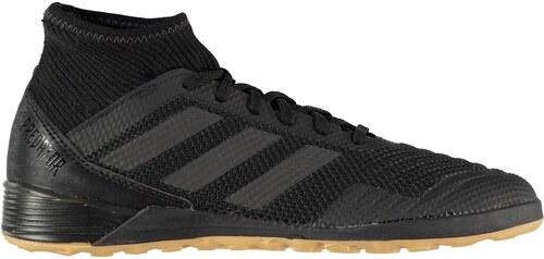 Nové adidas Predator Tango 18.3 pánske futbalové halovky Black Black 43d87828386