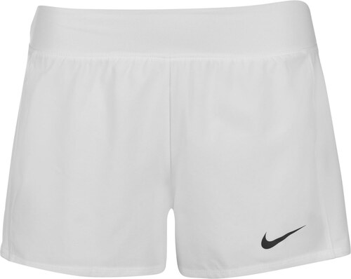 Nike Court Flex Pure Shorts Ladies White Black - Glami.cz e1da8670ea