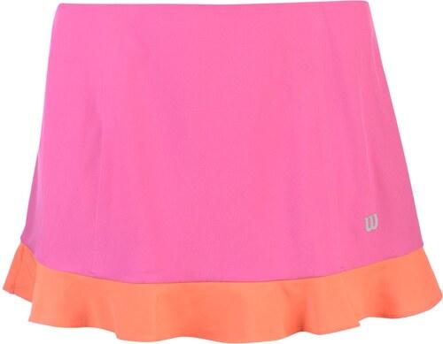 8538d527a382 Tenisová sukně Wilson Ruffle Skirt Ladies - Glami.cz