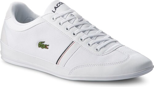628c965658 Sneakersy LACOSTE - Misano Sport 318 1 Cam 7-36CAM0057042 Wht Nvy ...