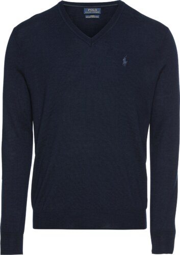 deefe7227a6 -13% POLO RALPH LAUREN Svetr  LS SF VN PP-LONG SLEEVE-SWEATER  tmavě