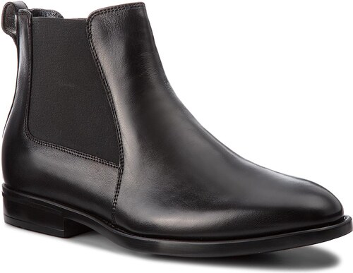 a8edad2acc42 Kotníková obuv s elastickým prvkom ALDO BRUÈ - AB406DL-NT Nero ...