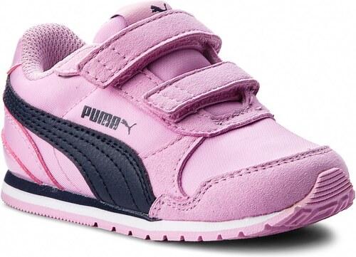 0cf719758cb66 Sneakersy PUMA - St Runner V2 Nl V Inf 365295 07 Orchid/Peacoat ...
