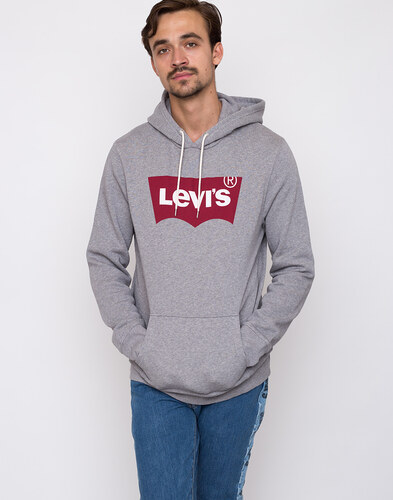 150d6fab7 Levi´s Graphic Midtone Heather Grey - Glami.sk