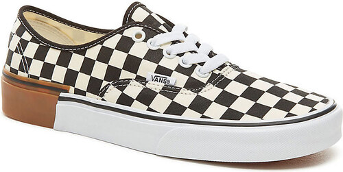 dee7935844f Vans Authentic gum block checkerboard - Glami.cz