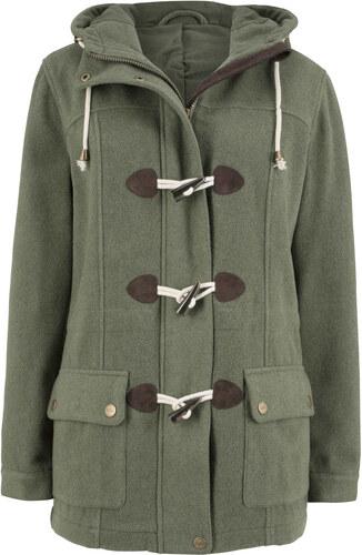 d99aec2a8b Bonprix Düftin kabát kapucnival - Glami.hu
