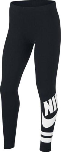 NIKE - legíny Nike Sportswear black Velikost  XL - Glami.sk 80a45bada9
