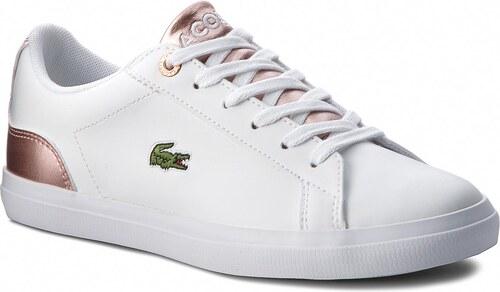 9c97e16b3f1 Sneakersy LACOSTE - Lerond 318 3 Caj 7-36CAJ0014B53 Wht Pnk - Glami.cz