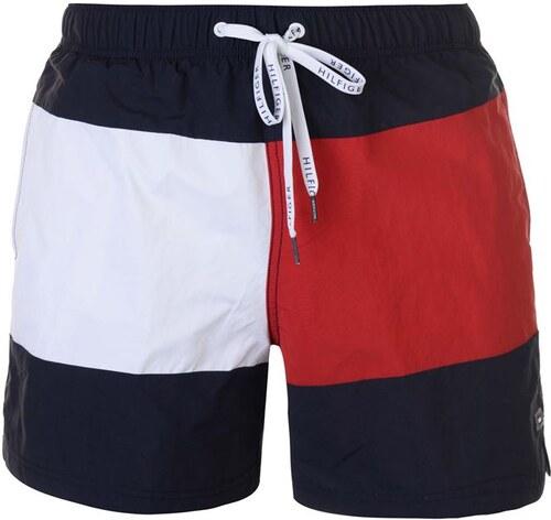 d2348392cb Pánské šortky Tommy Hilfiger Swim Shorts Navy - Glami.cz