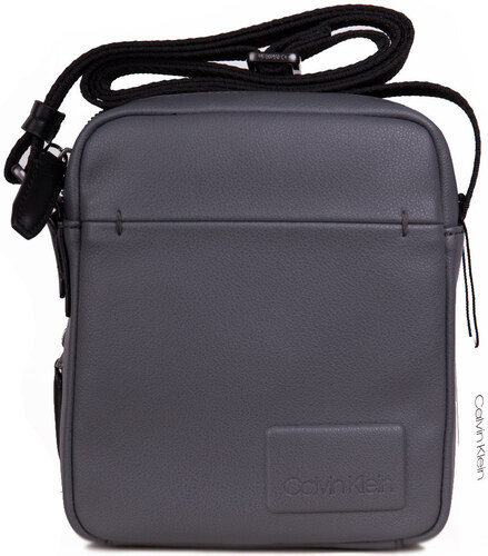 Calvin Klein sivá taška Task Force 2 Gusset - Glami.sk f8cf0bbfe08