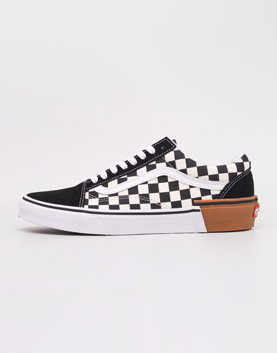 a771c45fa1a Vans Old Skool (Gum Block) Checkerboard - Glami.cz