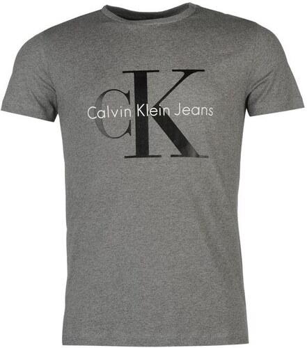 Pánské triko Calvin Klein Short Šedé - Glami.cz 71128198ec