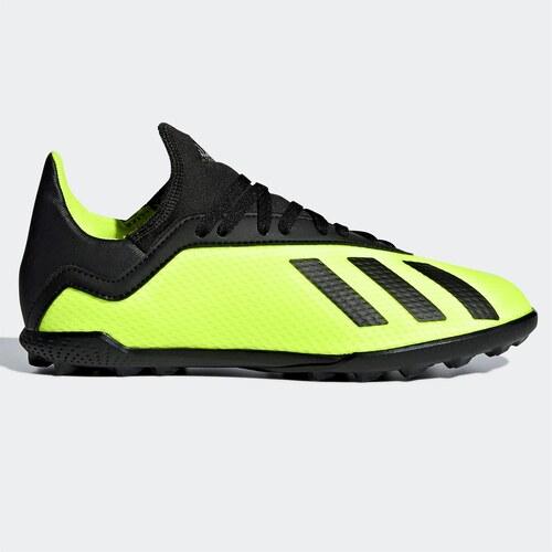 Detské kopačky Adidas X Tango 18.3 Junior Astro Turf Football Trainers d7e6fe21489