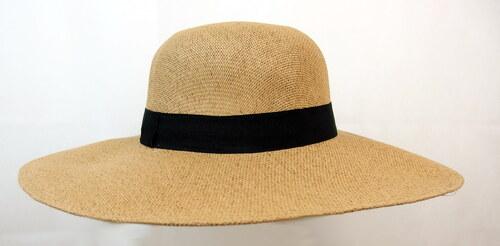 Made in Italy Klobouk letní hnědý s páskem - Glami.cz ed1f27612a