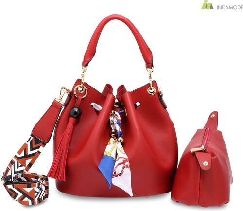 3f432742ad -5% Miss Lulu Anna Grace elegáns és divatos női táska kivehető tasakkal  2019 modell