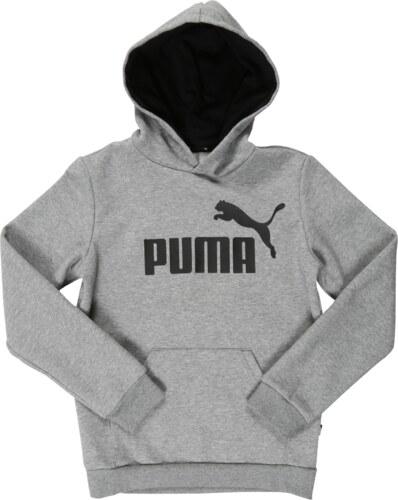PUMA Mikina šedá   černá - Glami.cz 809823a3c82